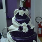 Najlepše cvetne torte za venčanje
