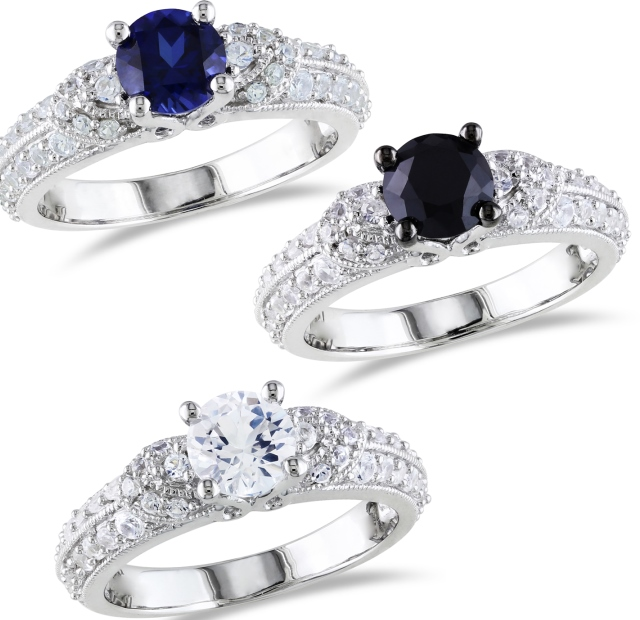 Miadora-Sterling-Silver-Black-Spinel-or-Sapphire-Engagement-Ring-P14738481