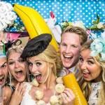 Vesele fotografije venčanja