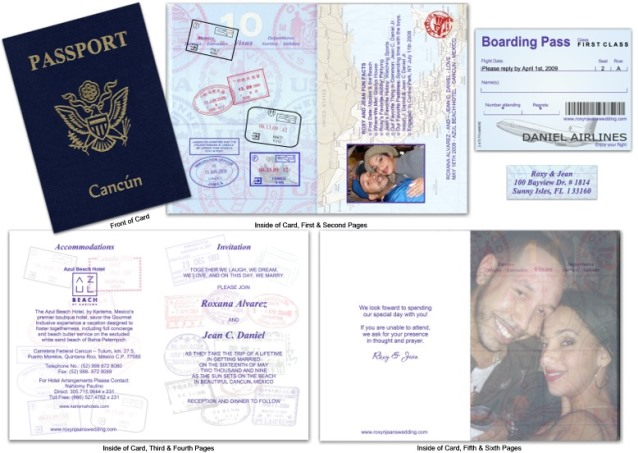 Passport 14 Sample
