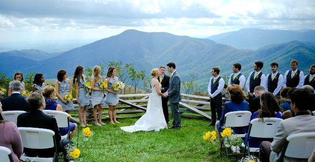 wedding-ceremony-mountains