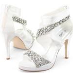Cipele u skladu sa venčanicom