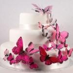 Romantične torte za venčanje