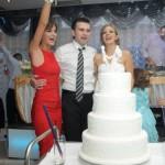 Divni detalji na svadbenim tortama