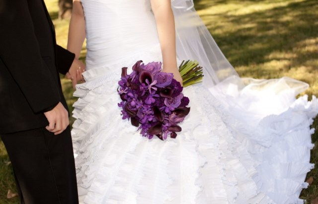 Gorgeous-Royal-Purple-Bridal-Bouquet-The-French-Bouquet-Artworks-TUlsa-Photography