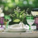 Dekorativne čaše za venčanje